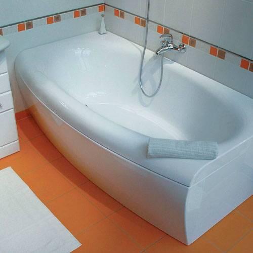 очистить ванну