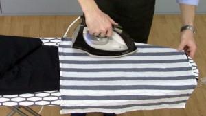Правильно гладить