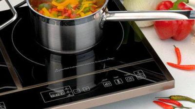 Как и чем мыть индукционную плиту